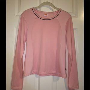 EUC AVIA polyester/spandex long sleeve pullover.